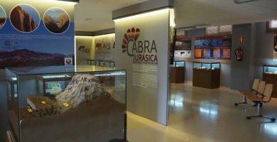 centro interpretacion cabra jurasica museo arqueologico